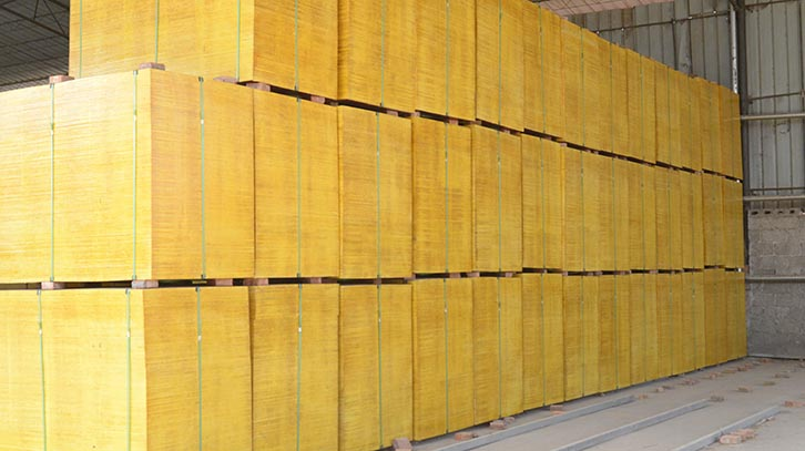 工地专用建筑大板覆膜防水性能好