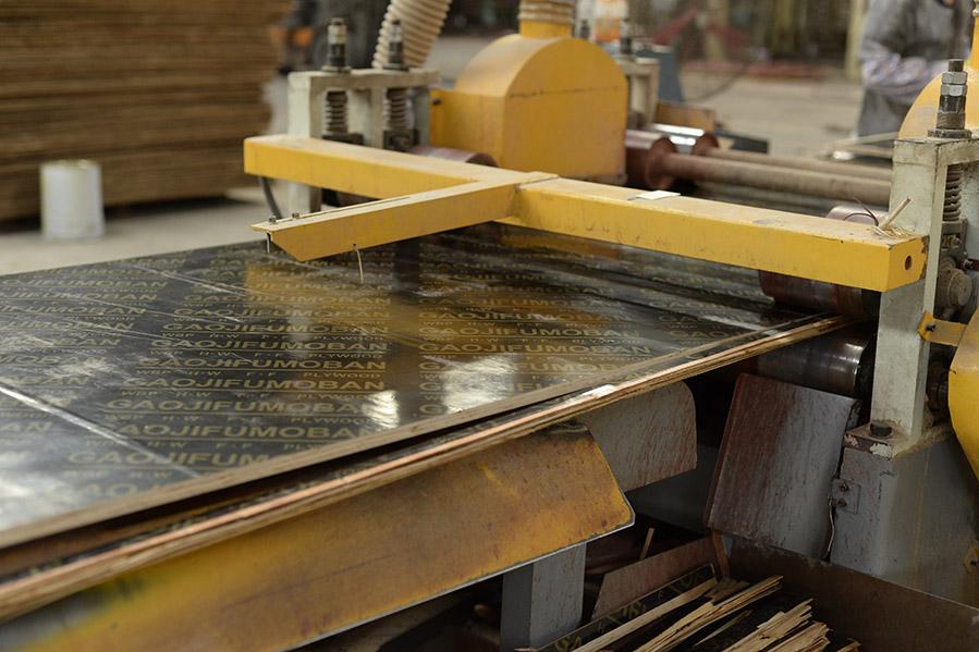 黑豹木业建筑覆膜板性价比高