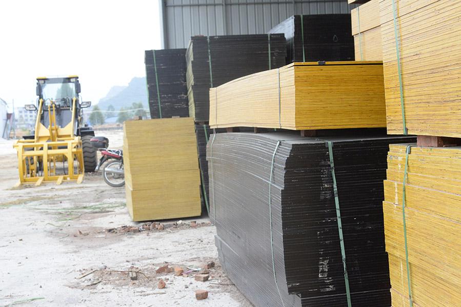 广西南宁木模板厂产特厚红模板
