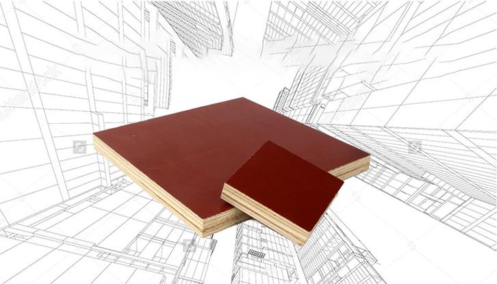 广西南宁9层1.5厚度木模板