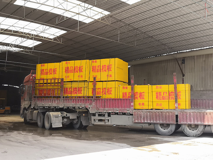 建筑木胶板厂家南宁红面模板