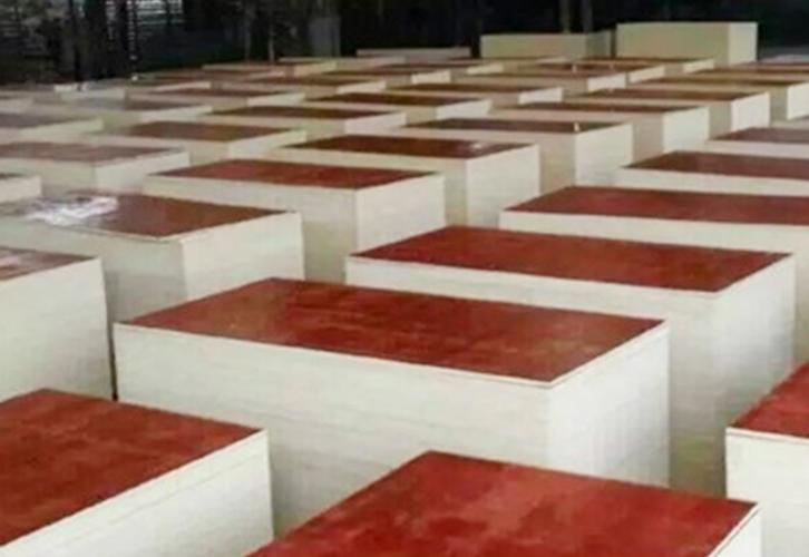 广西南宁厂家专供红面建筑模板