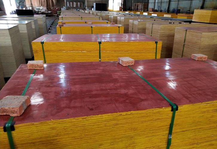 红面建筑模板1.2厚度型号全