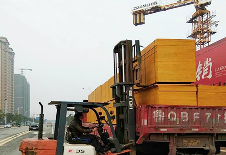 广西南宁模板1.1厚度红模板