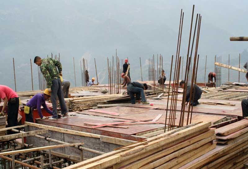 建筑模板一般使用多少次?建筑模板周转