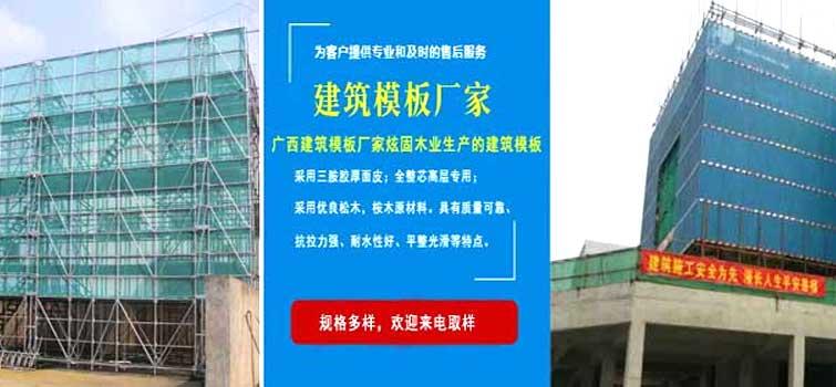 广西南宁十大建筑模板生产厂家排名6