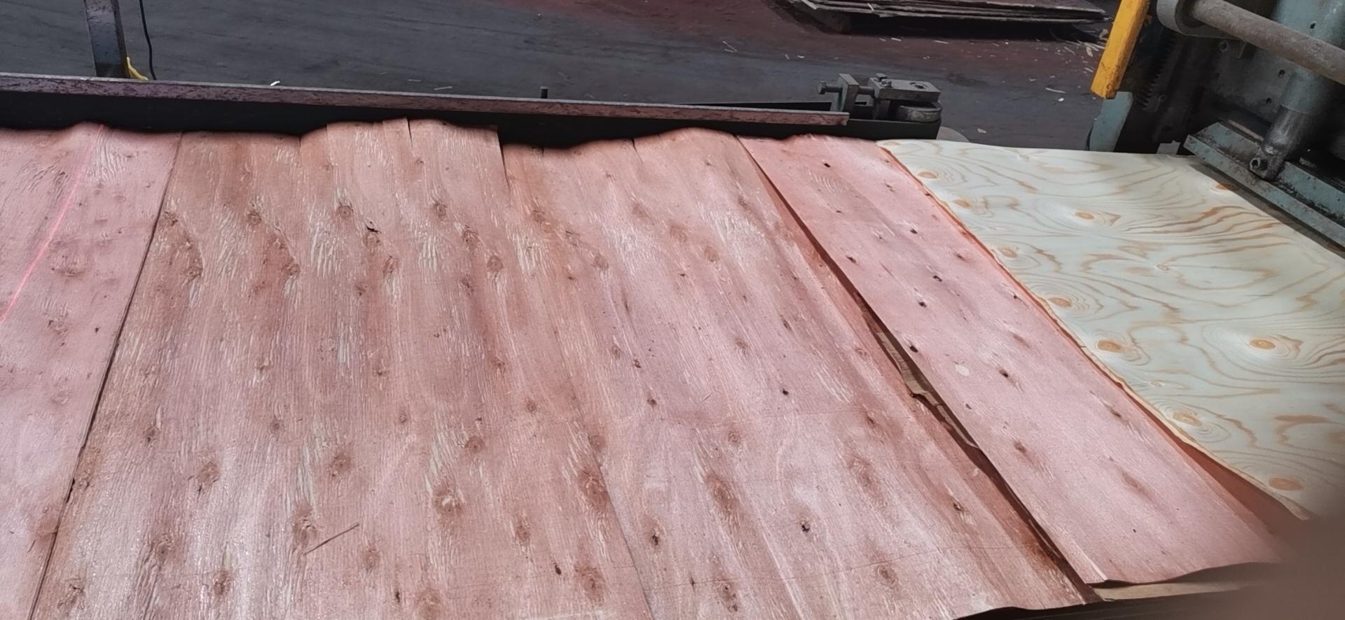 建筑木模板的生产流程