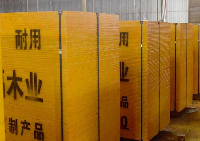 广西南宁蓝山建筑模板厂供应商