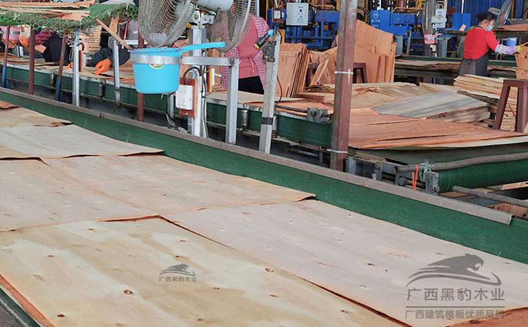 木模板六大特点优势多