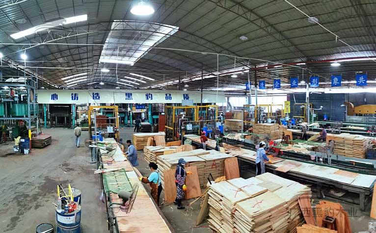 建筑模板作为刚需供应产品