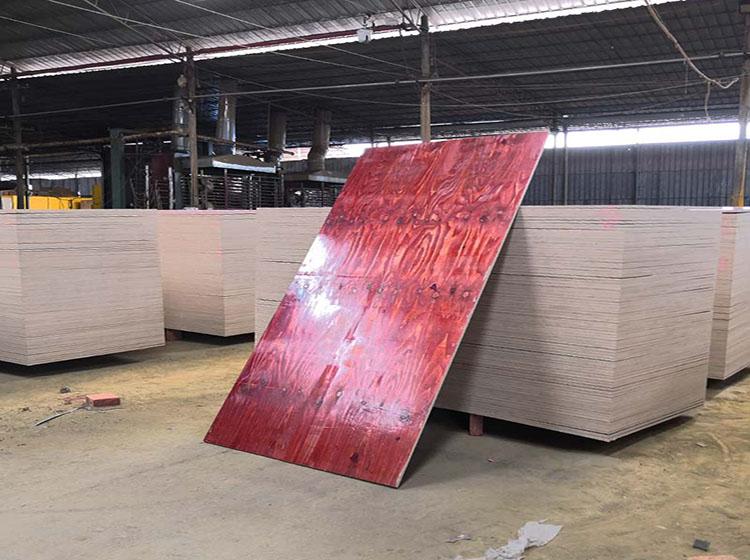 混凝土建筑木模板