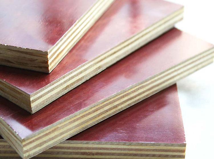 建筑模板生产工序-胶水